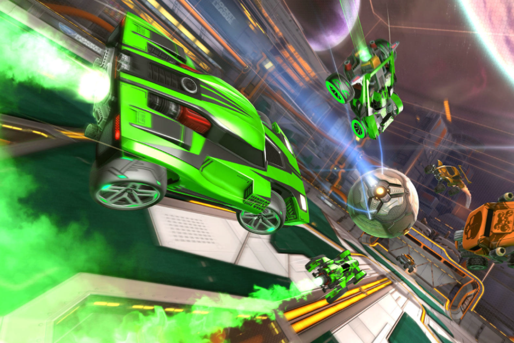 rocket-league-popular-esports